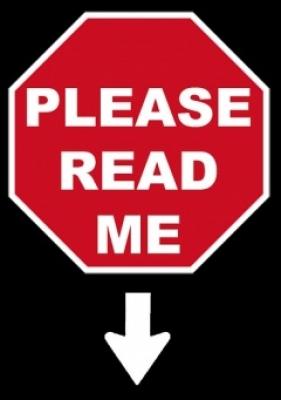 Please Read Me SEO Текстовете в сайта Ви- по важни от всякога!