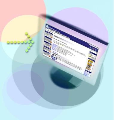 редизайн интернет сайт