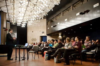 НДК, зала 7, Google SEO презентация Ваканция и Спа